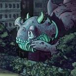 Kaiju Movie-Clr