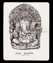 Ganesha, from SF's Asian Art Museum